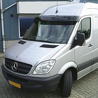 Козырек Mercedes Sprinter W906 (Турция)