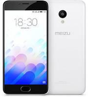 Смартфон Meizu M3 Mini (2Gb+16Gb) White Гарантия 1 Год!
