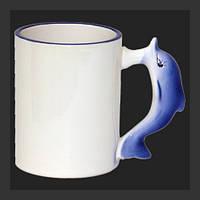 Нанесение изображения на чашку детскую глянцевую.