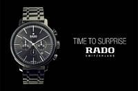 Часы Rado – надежность, элегантность, долговечность