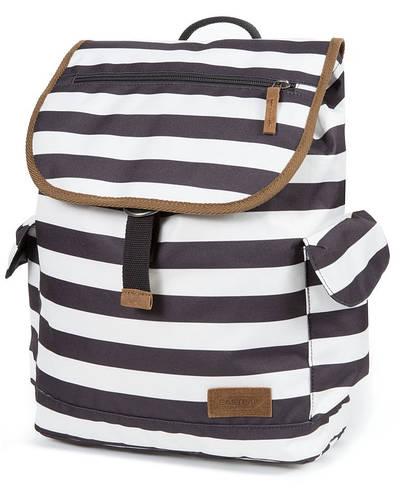Необычный рюкзак 17 л. Owen Eastpak EK58B43L бело-черный