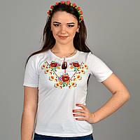 """Женская футболка вышиванка """"Руслана """""""