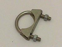 Хомут глушителя 50,8 М2141   (АЗМ)