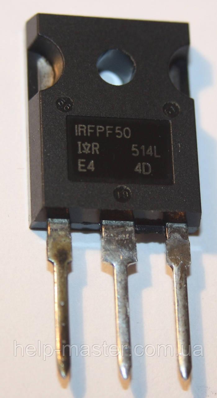 IRFPF50   (TO-247AC)