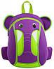 Модный детский рюкзак, слоник Nohoo NH015-2, фиолетовый на 3 л