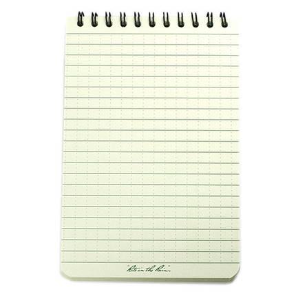 Влагозащищённый блокнот 7.5x13см MilTec Professional 15980001, фото 2