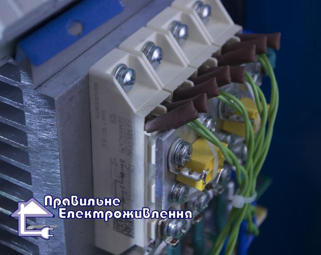 Симісторні стабілізатори напруги 300-5000 ВА