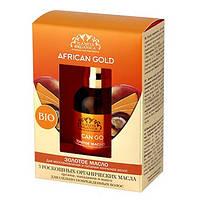 Масло Золотое для восстановления и питания кончиков волос Planeta Organica