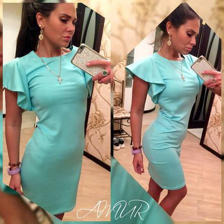 Платье с воланами, фото 2
