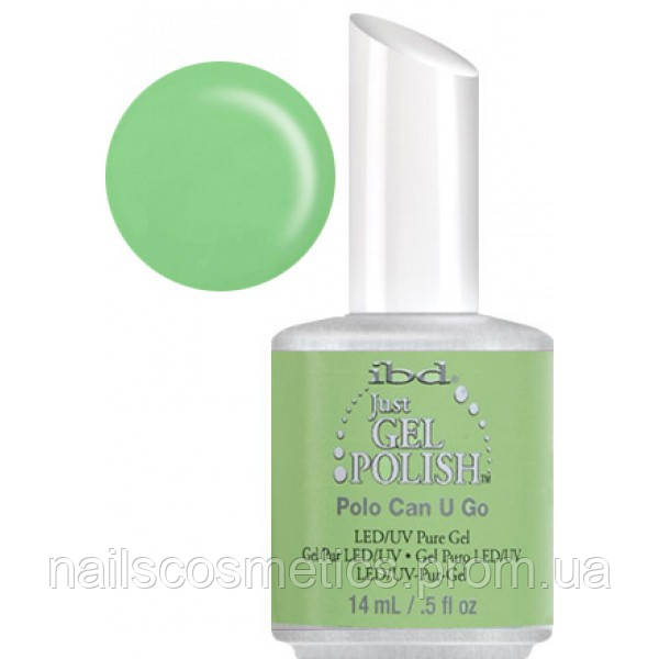 925 Just Gel Polish Polo Can U Go, 14 ml. - гелевый лак