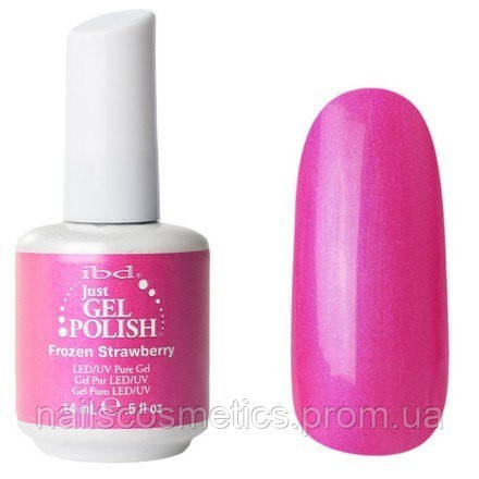 528 Just Gel Polish Frozen Strawberry, 14 ml. - гелевый лак