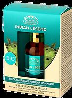 Масло-эликсир для укрепления и роста волос восстанавливающий Planeta Organica