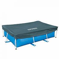 Тент Intex 28037 для прямоугольных бассейнов 400х200см