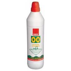 Засіб для чищення ванн та унітазів Sano bathroom cleaner від нальоту та іржі 1л