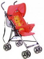 Детская прогулочная коляска Львенок M 2716