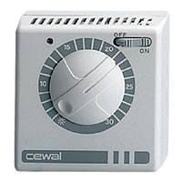Комплектующие Термостат комнатный CEWAL RQ
