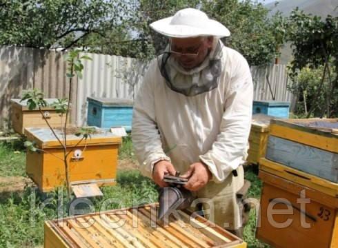 Пленка полиэтиленовая серая для пчеловодства в ульях на метраж и в рулонах, 3 м ширина, 100 мкм, фото 2