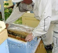 Пленка полиэтиленовая серая для пчеловодства в ульях на метраж и в рулонах, 3 м ширина, 100 мкм, фото 3