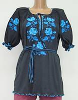 Блузка вышиванка женская c 36 по 62 р.