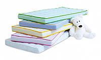 матрас в кроватку для новорожденных Twins  LUX гречка/п/к белый