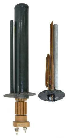 Какая разница между водонагревателем с сухим и мокрым тэном?