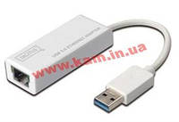 Сетевая карта DIGITUS 1port Gigabit, USB 3.0 (DN-3023)