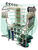 Электромембранное оборудование для щелочного гидролиза
