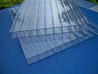 Сотовый поликарбонат Makrolon 10мм прозрачный