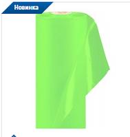 Пленка тепличная УФ- стабилизированная , (зеленая) 120мкм, рук. 1500мм, рул. 100м