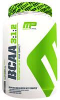 Аминокислоты BCAA 3:1:2 в свободной форме от  MusclePharm (240 капсул)