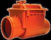 Клапан обратный канализационный ПП110