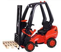 Автопогрузчик вилочный Linde Forklift BIG 56580
