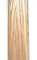 Поручень деревянный  65х40х40 (ясень)