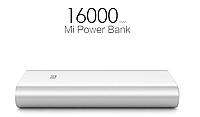 Зарядное устройство, внешний аккумулятор Power Bank Хiaomi Mi 16000mAh, фото 1