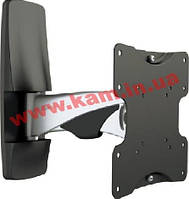 Крепление для телевизора настенное BRATECK LPA19-221 BLACK (LPA19-221)