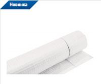 Пароизоляция MASTERFOL WHITE FOIL армированная сеткой , ( белая), 1500мм, рулон 75м2