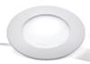 Светодиодный светильник,врезной круг,12W, 3000K,алюминий