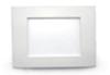 Светодиодный светильник,врезной квадрат,18W, 3000K,алюминий