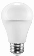 Лампа LED Шар  A60-12w-E27-3000K