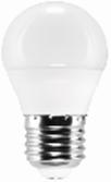 Лампа LED Шар G45-6W-E27-4000K, фото 1