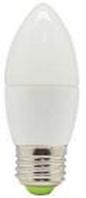 Лампа LED Свеча C37-6W-E27-3000K