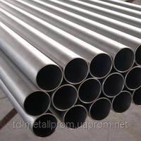 Труба н/ж 70х2,0 tig круглая матовая AISI 304 сталь нержавейка трубы нж гост цена купить