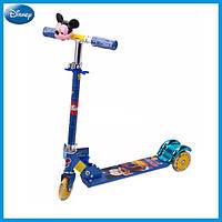 Самокат детский DISNEY MICKEY 3 колеса