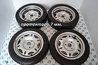 Резина с дисками б/у Smart ForTwo 450/451 135/70 R15 175/55 R15