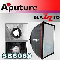 Софт-бокс (softbox) Blazzeo SB6060, 60x60 см.