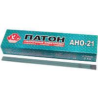 Электрод ПАТОН АНО - 21  3мм (5кг)