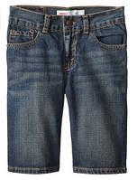 Шорты джинсовые детские Levis Boys' 505 Regular Fit Denim Short. 10 лет. Оригинал из США