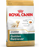 Royal Canin GOLDEN RETRIEVER Junior - корм для щенков породы голден ретривер 3кг