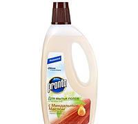 Средство для мытья полов Pronto Интенсивный уход с Миндальным маслом 750мл