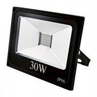Прожектор EVRO LIGHT ES-30-01 95-265V 6400K 1650Lm  SMD